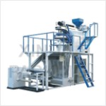 HD/LDPE film blowing machine (double)r