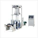 Laboratory / small film blowing machine, film blowing machine
