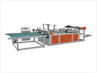 Film zipper bag making machine (XD-F450/OPP, PE)