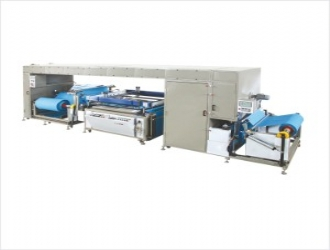 Non woven screen printing machine (XD-SW1200)