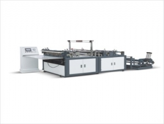 Nonwoven cross cutting machine (WFB-H1200)