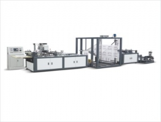 Multifunctional non-woven bag machine (WFB-D600)