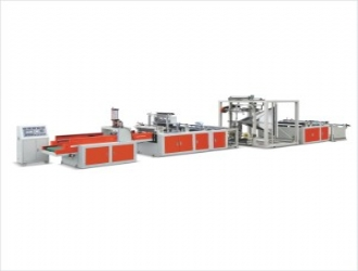 Multifunctional non-woven bag machine (WFB-P600)